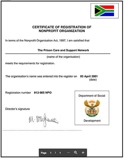npo-certificate